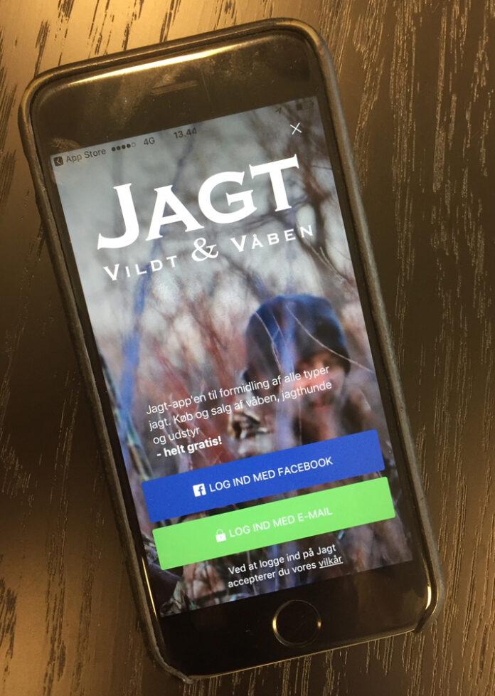 Jagt-app