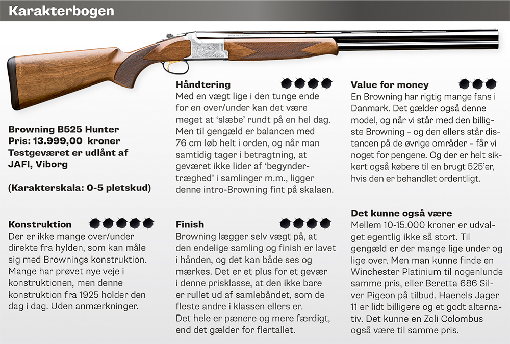 Browning B525 Hunter