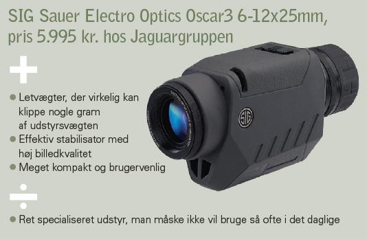 SIG Sauer Electro Optics Oscar3 6-12x25mm