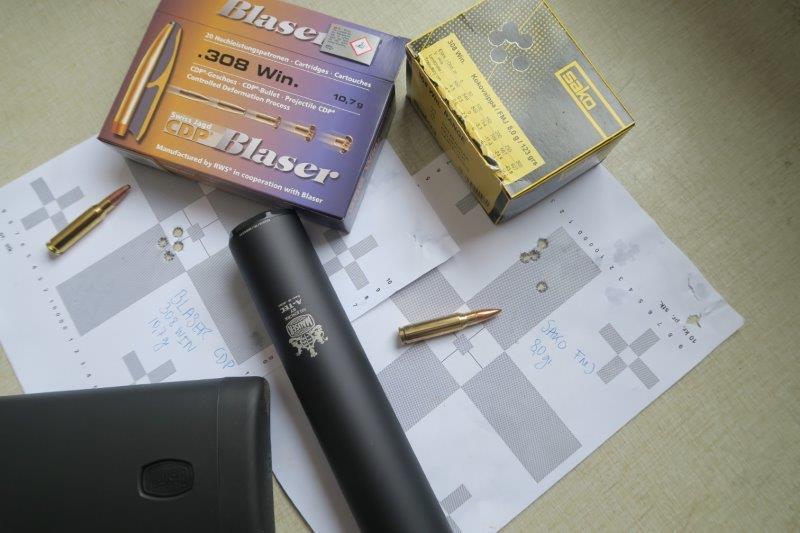 Mauser M18 er en præcis riffel
