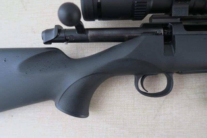 Pistolgrebet på Mauser M18