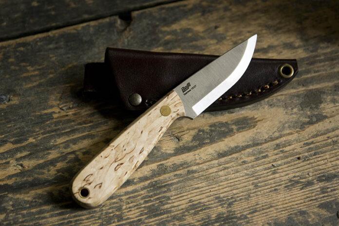 Brisa necker og bobtail - finske knive