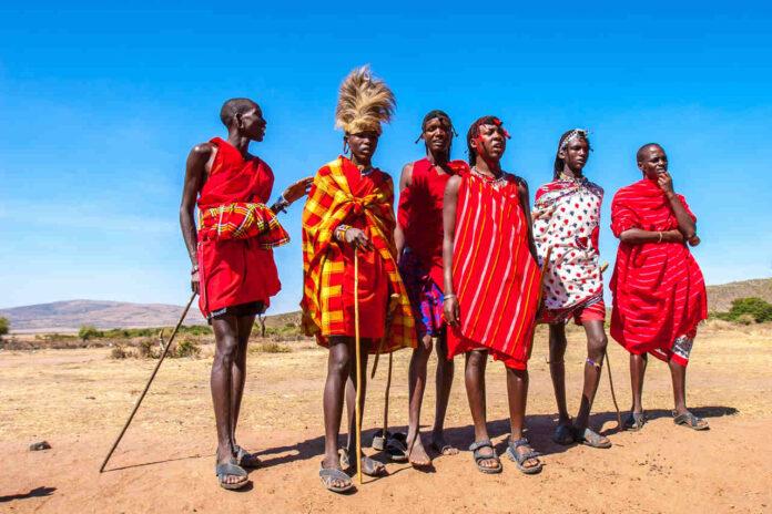 masaii kenya