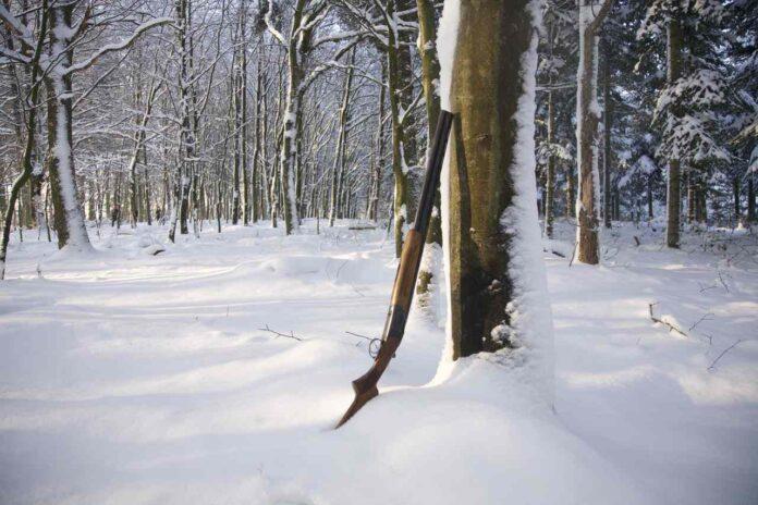Frost og sne giver jagten en ekstra facet, fordi det hele er flygtigt og væk, inden man får set sig om.