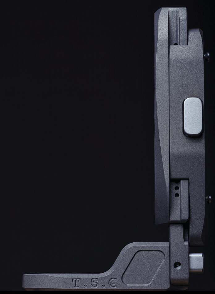 Taktisk bagkappe, LIT-1 Monopod og bag-rider